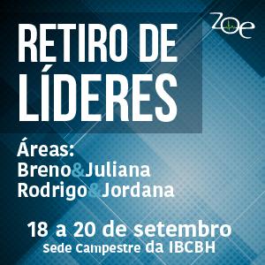 Retiro Rodrigo e Breno