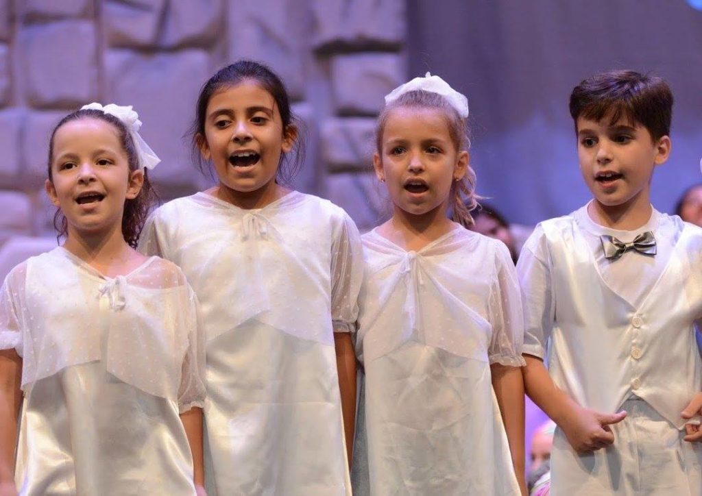 Coral Infantil do Musical de Natal de 2015: O Plano Perfeito